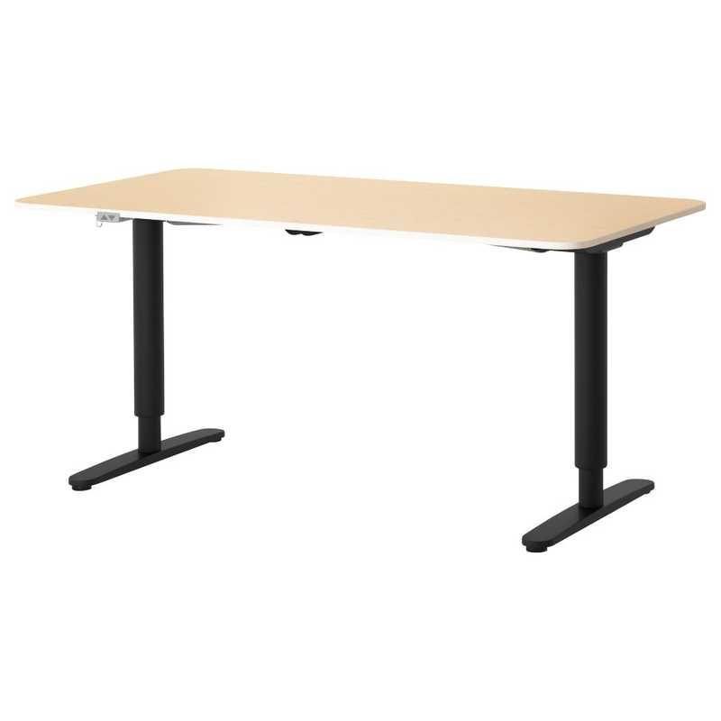 Ikea Bekant – Stehschreibtisch ›